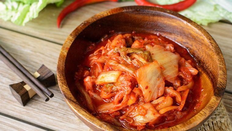 kimchi receta kimchi