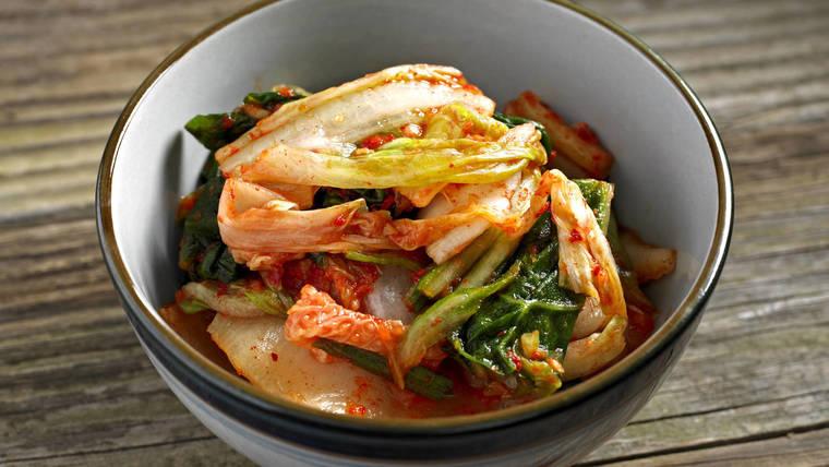 kimchi receta kimchii