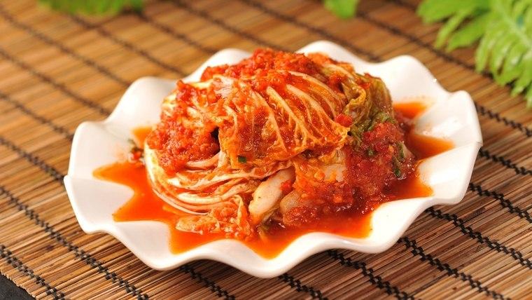 kimchi receta sano