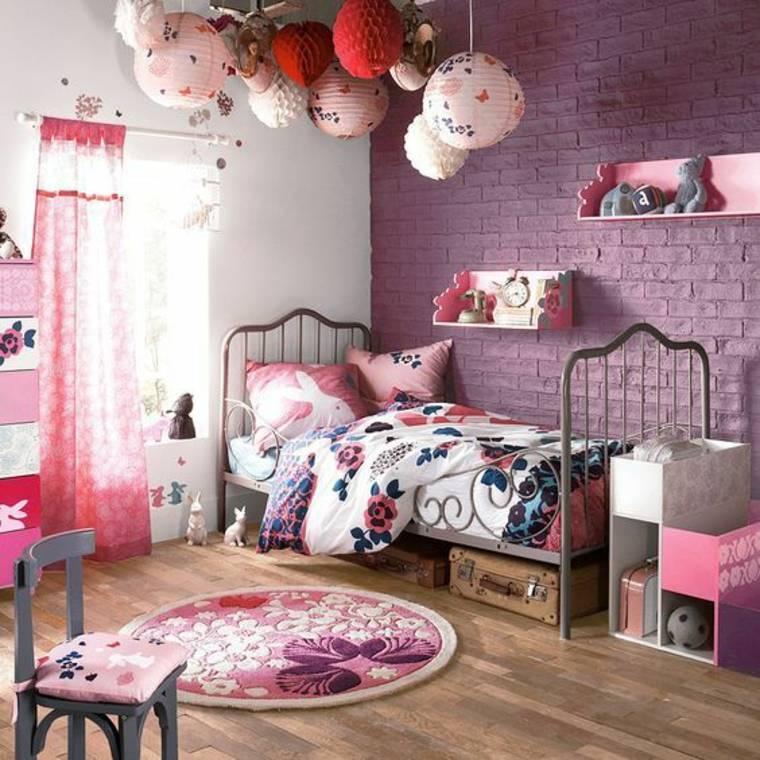 combinacion de colores habitación infantil