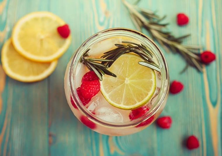 zumos y limonadas