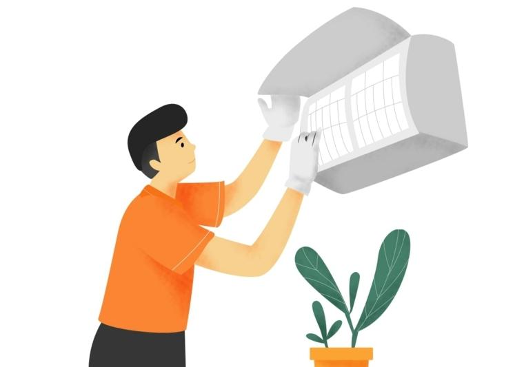 Un filtro de aire para toda la casa puede ayudar