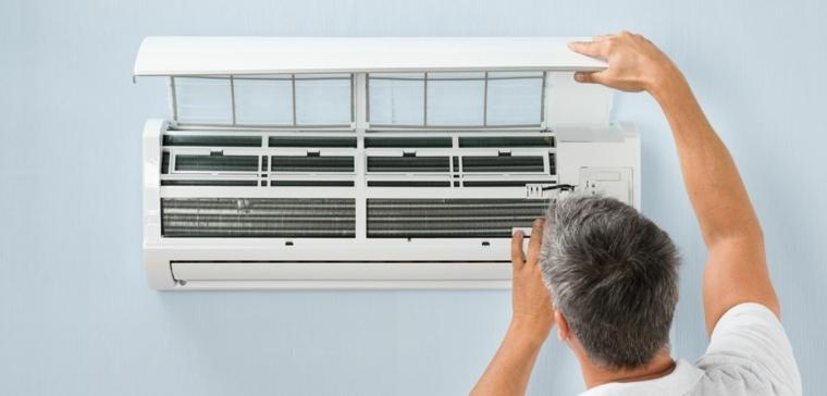 mantener el aire acondicionado