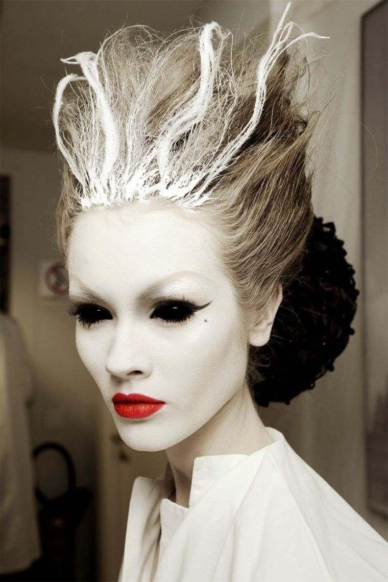 maquillaje de bruja diferente