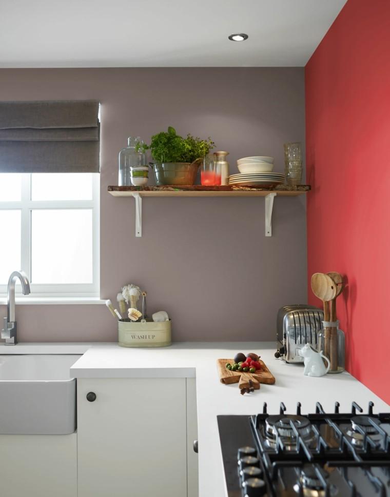 Colores para cocina c mo escoger colores para pintar una - Colores de pintura para cocinas modernas ...
