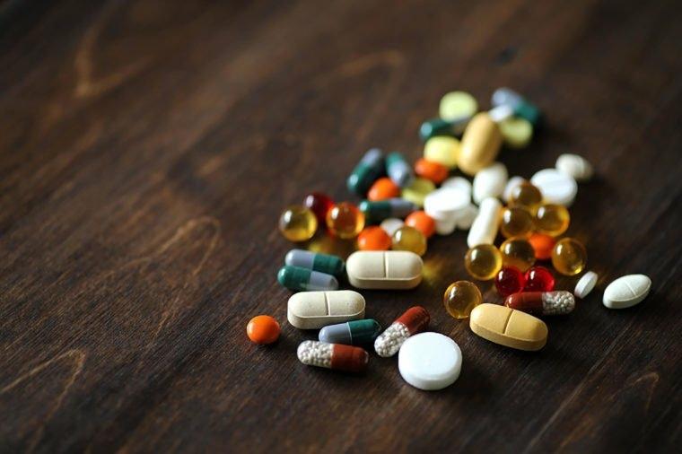 pastillas medicamentos