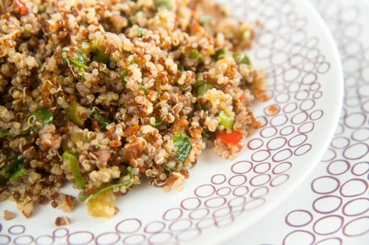 semillas quinoa