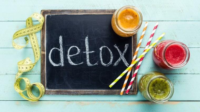 ideas para desintoxicar tu cuerpo