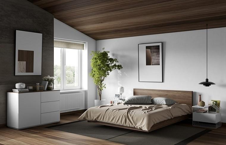 recamaras-modernas-de-madera-nuez