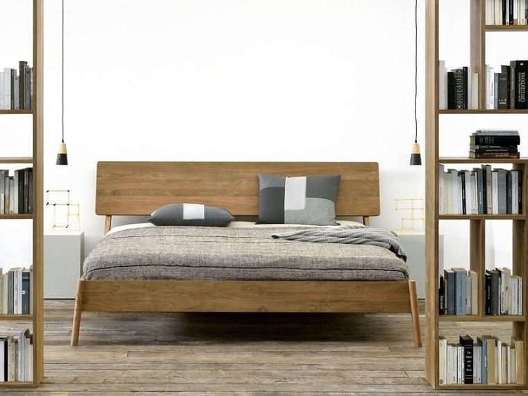 recamaras-modernas-de-madera-teca