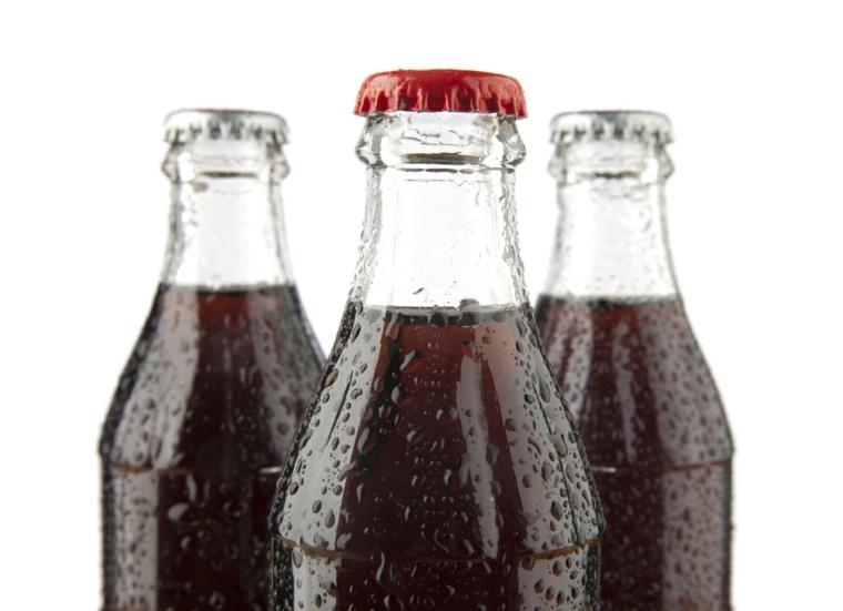 botells de cola