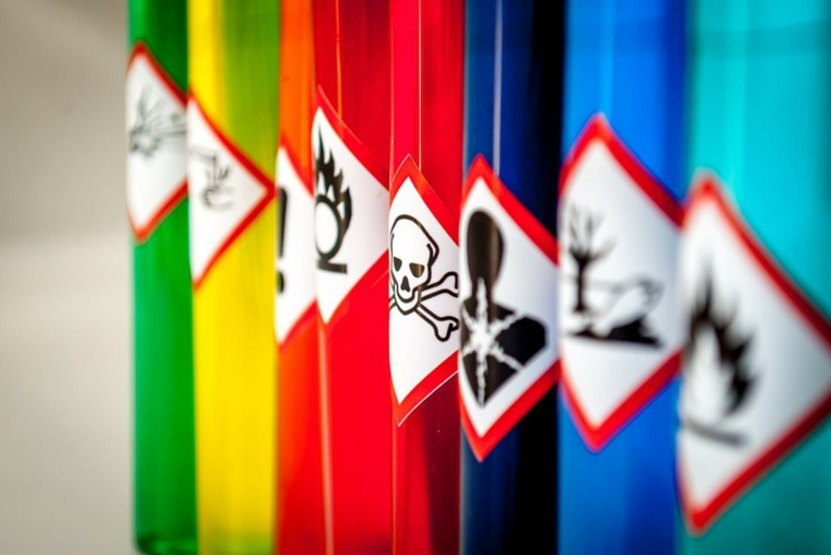 químicos que depuran el aire