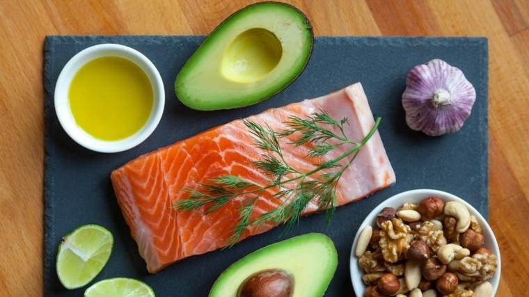 frutos secos salmon