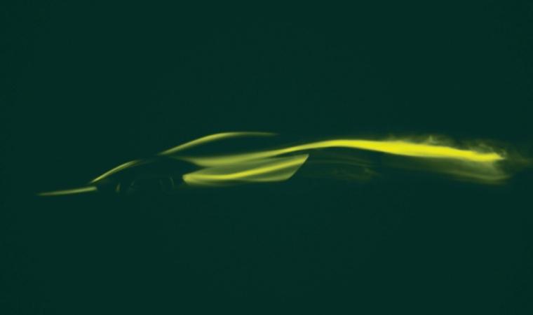 silueta del nuevo Lotus