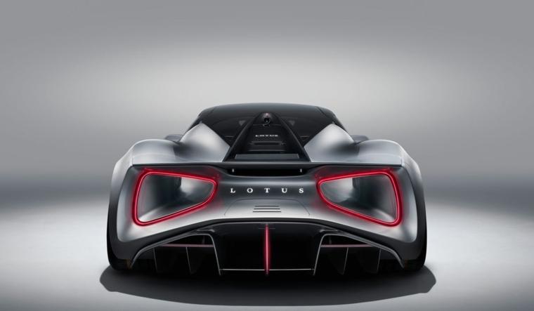 el nuevo Lotus eléctrico