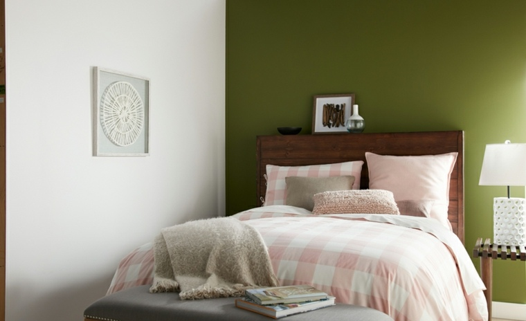 Combinación de colores para recámaras – añade color a tu dormitorio