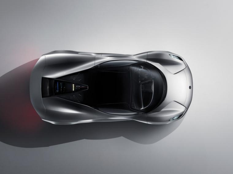 el nuevo Lotus totalmente eléctrico