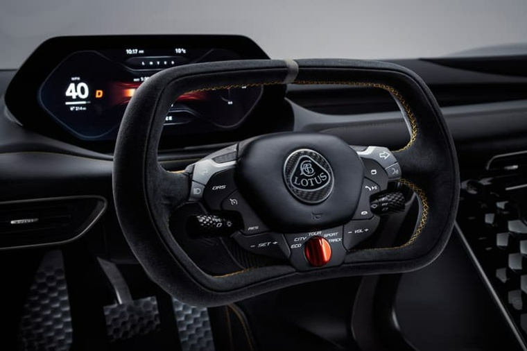 volante moderno