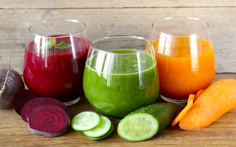 zumos naturales presentacion