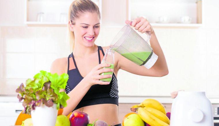 zumos naturales salud