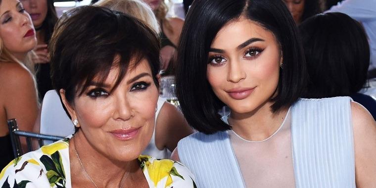 Kris Jenner-Kylie-Jenner-cumpleanos