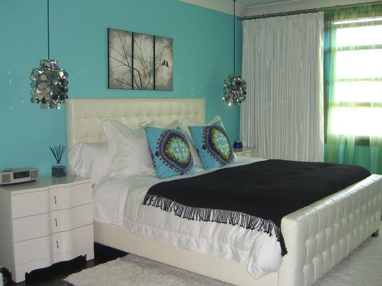 aguamarina dormitorio