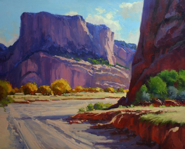aprender a pintar rocosos