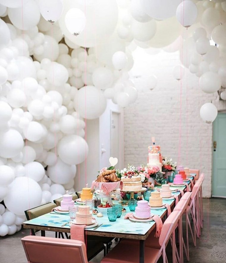 baby-shower-globos-blancos