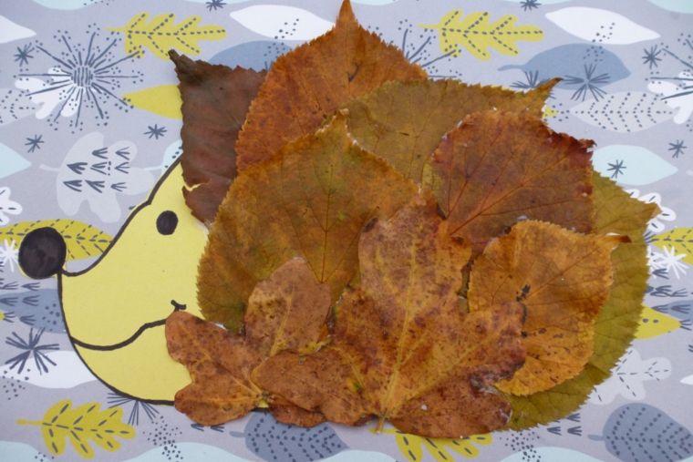 bienvenido otoño animalitos