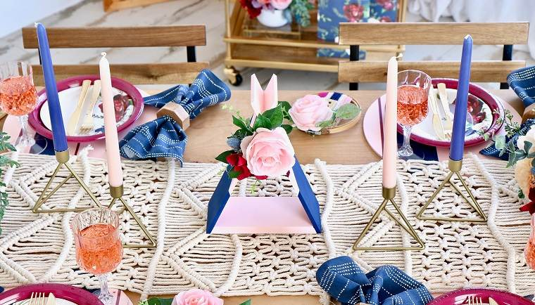 Centros de mesa originales para decorar la mesa en otoño