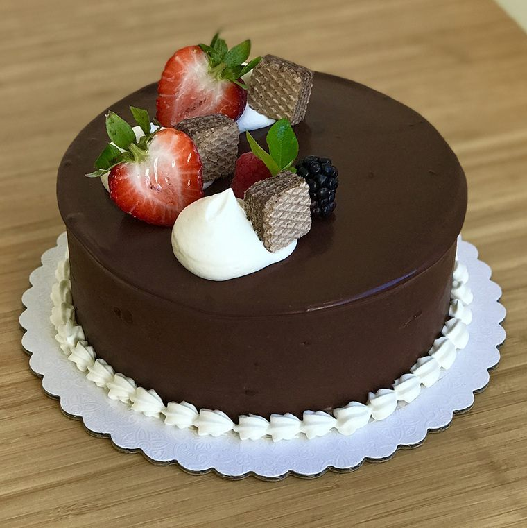 cobertura de chocolate perfecto