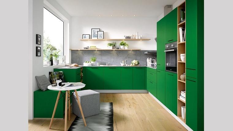 cocina-color-verde-diseno