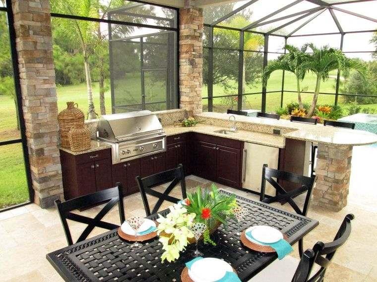 cocinas cubiertas
