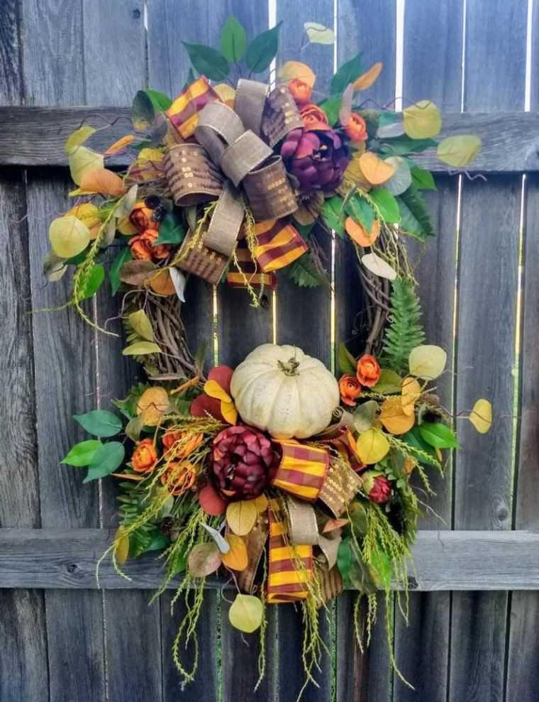colores de otoño coronita