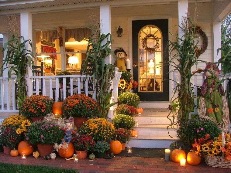 colores de otoño entrada