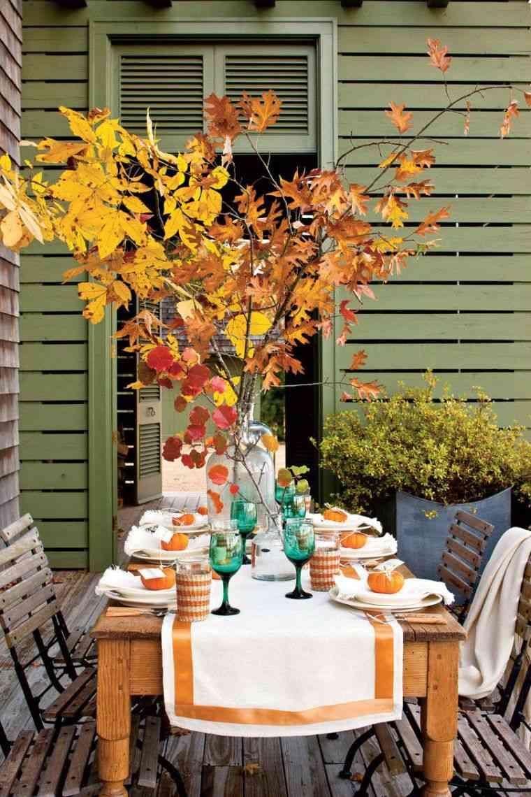colores de otoño follajes