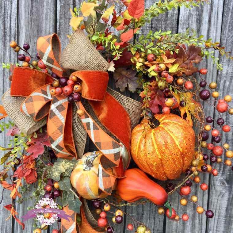 colores de otoño marron