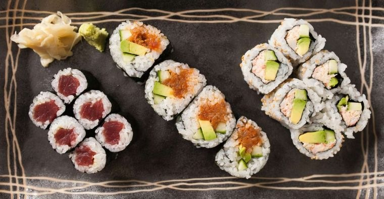 comida tipica japonesa comida