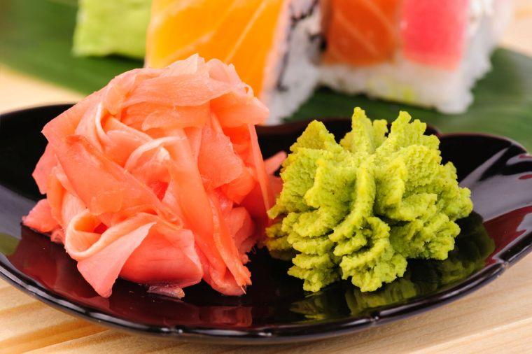 comida tipica japonesa complemento