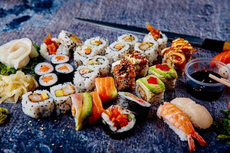 comida tipica japonesa experiencia