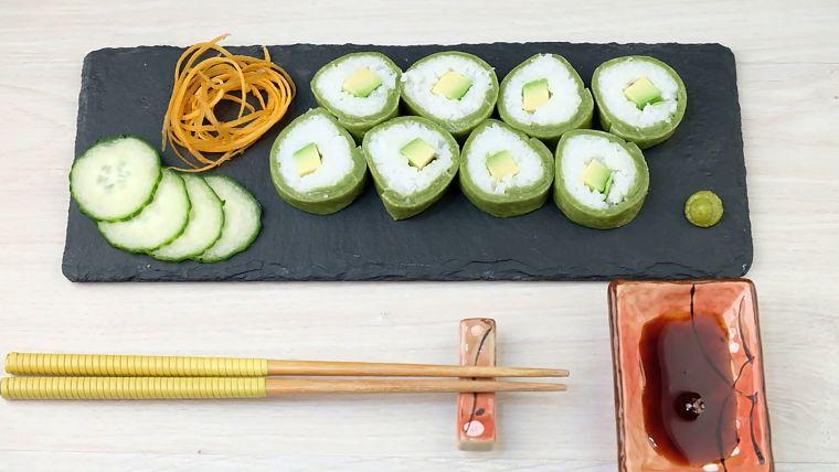 comida tipica japonesa pepino