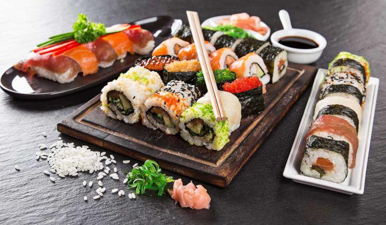 comida tipica japonesa sabores