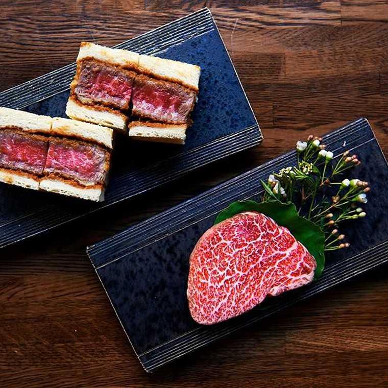 cortes-carne-Wagyu-сomida