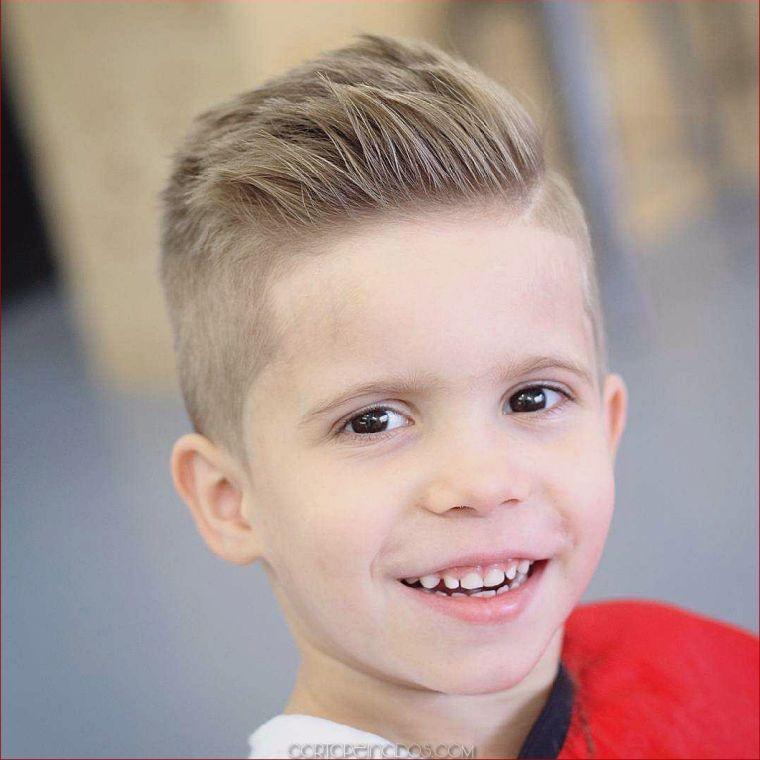 cortes de pelo para chicos cepillo lateral