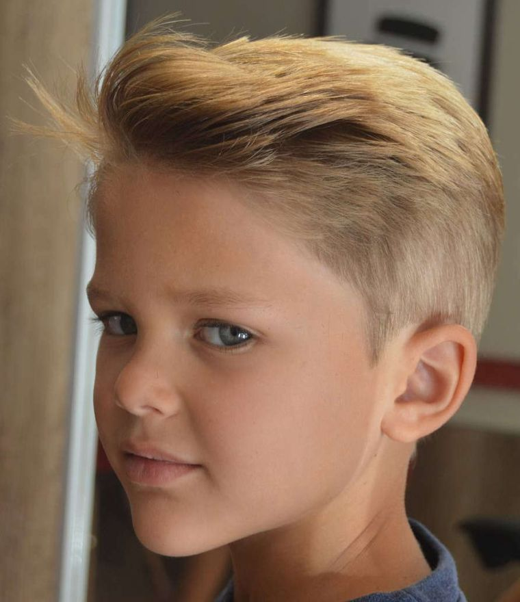cortes de pelo para chicos clasico