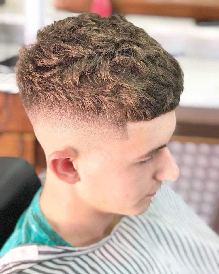 cortes de pelo para chicos cultivo