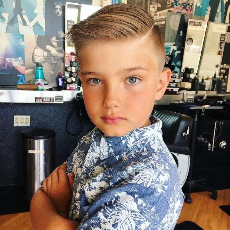 cortes de pelo para chicos inicio