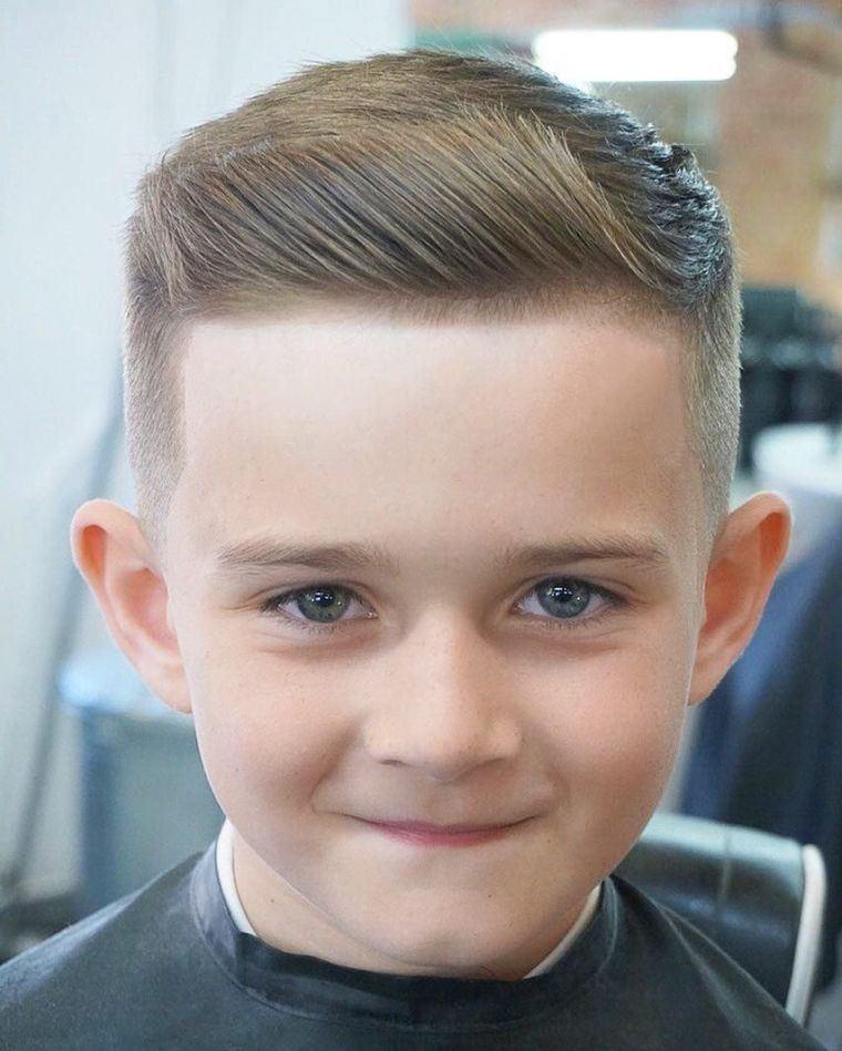 cortes de pelo para chicos ivy