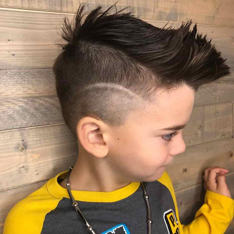 cortes de pelo para chicos moderno