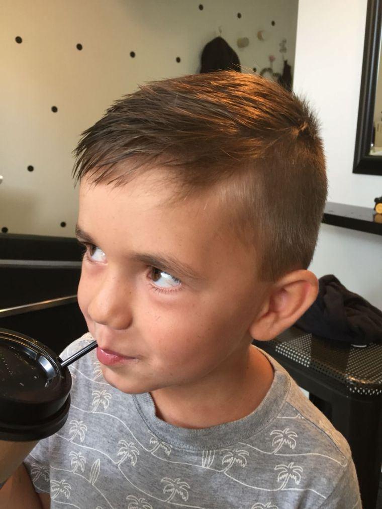 cortes de pelo para chicos natural